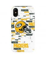 Green Bay Packers - Blast iPhone XS Max Pro Case