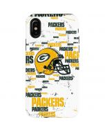 Green Bay Packers - Blast iPhone XS Pro Case