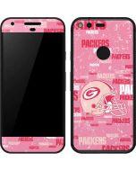 Green Bay Packers - Blast Pink Google Pixel Skin