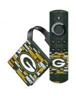 Green Bay Packers Blast Amazon Fire TV Skin
