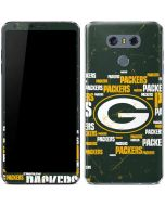 Green Bay Packers Blast LG G6 Skin