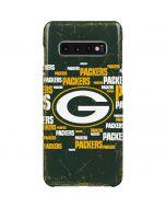 Green Bay Packers Blast Galaxy S10 Plus Lite Case