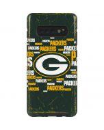 Green Bay Packers Blast Galaxy S10 Plus Pro Case