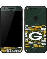 Green Bay Packers Blast Google Pixel Skin