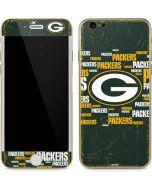 Green Bay Packers Blast iPhone 6/6s Skin