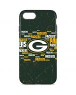 Green Bay Packers Blast iPhone 8 Pro Case