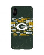 Green Bay Packers Blast iPhone XS Max Pro Case