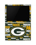 Green Bay Packers Blast Surface Pro 6 Skin