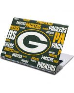 Green Bay Packers Blast Yoga 910 2-in-1 14in Touch-Screen Skin