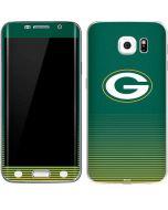 Green Bay Packers Breakaway Galaxy S6 Edge Skin