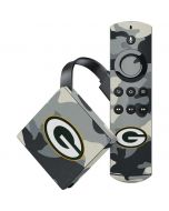Green Bay Packers Camo Amazon Fire TV Skin