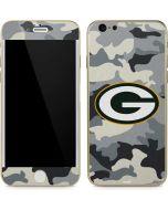 Green Bay Packers Camo iPhone 6/6s Skin