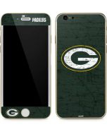 Green Bay Packers Distressed iPhone 6/6s Skin