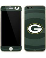 Green Bay Packers Double Vision iPhone 6/6s Skin