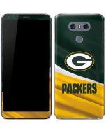 Green Bay Packers LG G6 Skin