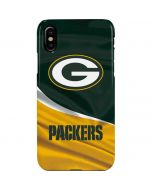 Green Bay Packers iPhone XS Max Lite Case