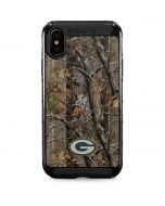 Green Bay Packers Realtree AP Camo iPhone XS Cargo Case