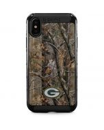 Green Bay Packers Realtree AP Camo iPhone XS Max Cargo Case