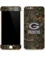 Green Bay Packers Realtree Xtra Green Camo iPhone 6/6s Plus Skin