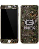 Green Bay Packers Realtree Xtra Green Camo iPhone 6/6s Skin