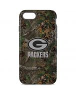 Green Bay Packers Realtree Xtra Green Camo iPhone 8 Pro Case