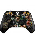 Green Bay Packers Running Back Xbox One Controller Skin