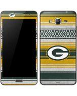 Green Bay Packers Trailblazer Galaxy Grand Prime Skin