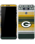 Green Bay Packers Trailblazer LG G6 Skin
