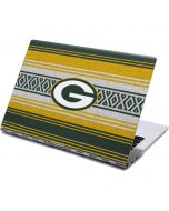 Green Bay Packers Trailblazer Yoga 910 2-in-1 14in Touch-Screen Skin