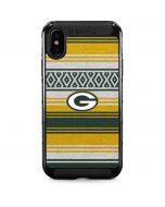 Green Bay Packers Trailblazer iPhone XS Max Cargo Case