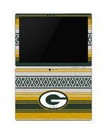 Green Bay Packers Trailblazer Surface Pro 6 Skin