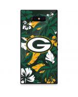 Green Bay Packers Tropical Print Razer Phone 2 Skin