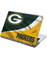 Green Bay Packers Yoga 910 2-in-1 14in Touch-Screen Skin
