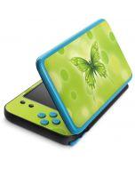 Green Butterfly 2DS XL (2017) Skin