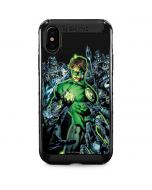 Green Lantern and Villains iPhone XS Max Cargo Case