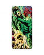 Green Lantern Defeats Sinestro Google Pixel 3a Skin
