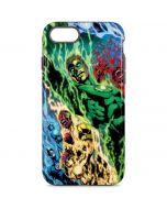 Green Lantern Defeats Sinestro iPhone 8 Pro Case