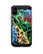 Green Lantern Defeats Sinestro iPhone XS Max Cargo Case