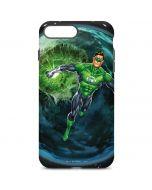 Green Lantern in Space iPhone 7 Plus Pro Case