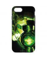 Green Lantern Lamp iPhone 8 Pro Case