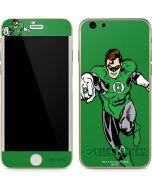 Green Lantern Portrait iPhone 6/6s Skin