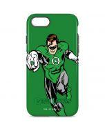 Green Lantern Portrait iPhone 8 Pro Case