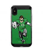 Green Lantern Portrait iPhone XS Max Cargo Case
