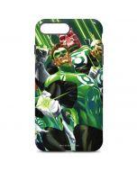 Green Lantern Rings iPhone 7 Plus Pro Case