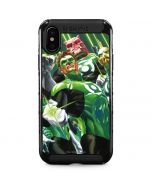 Green Lantern Rings iPhone XS Max Cargo Case