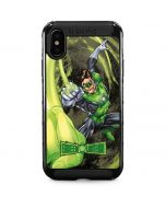 Green Lantern Super Punch iPhone XS Max Cargo Case