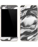 Grey Marble Ink iPhone 6/6s Plus Skin