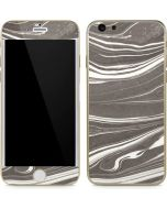 Grey Marble iPhone 6/6s Skin