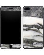Grey Marbling iPhone 7 Plus Skin