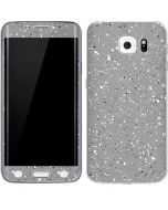 Grey Speckle Galaxy S6 Edge Skin